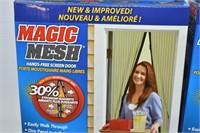 (2) Magic Mesh