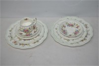 Royal Albert Colleen (2) Place Settings (one