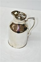 """Silver-plate Thermos Bottle Co (Toronto) 9"""" T"""