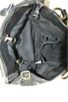Genuine Leather Black Leather Bag