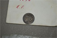 Grp, of Canadian and British Vintage Coins