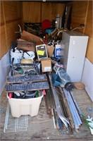 Contents of Trailer - Tools, Housewares, Filing