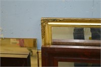 Grp, of Mirrors, Floating Shelf