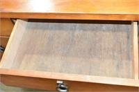"Wooden Desk 45"" L x 20"" D x 32"" T"