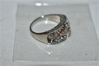 14k Heart Ring Size 9