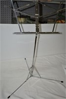 Collapsible Music Stand (Pedestal Broken)