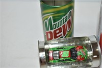 Mountain Dew Can with 2001 Intrepid R/T