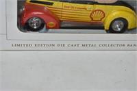 """Spec Cast Ltd Ed Die Cast Coin Bank 6"""""""