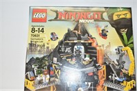Lego - Garmadon's Volcano Lair