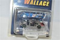 (2) Miniature Racing Cars