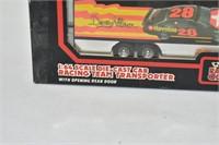 "Racing Champions 10"" Tractor Trailer 1/64 S"