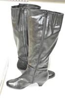 Bass & Company Ladies Black Tall Boots