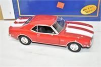 """1968 Chev Camaro Premium Ed. 7.5"""""""