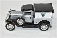 """Model A Pickup Coin Bank 1/25 Scale 6"""""""