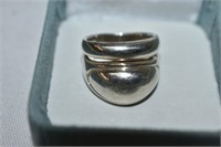 Silver Ring Size 6.5