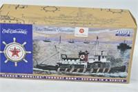 ERTL Texaco Tugboat Bank 2001 Ed.
