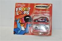 Kellogg's Matchbox Cars