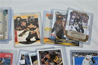 Assorted Mario Lemieux Hockey Cards