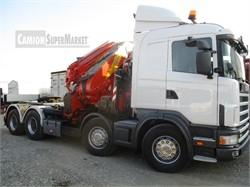 Scania R164l580