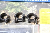 Lot of Weaver Scope Rings and Mount