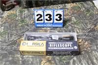 Barska Colorado 3X9X40 Scope New in Box