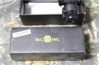 BEC Inc. 1X Dot Reticle Scope New in Box