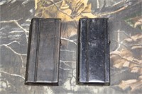 Lot of 2 .30 Caliber Carbine Magazines