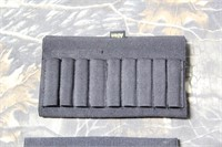 Lot of 4 Nylon Butt-Stock Cartridge Carriers