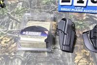 2 Blackhawk Retention Holsters