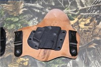 2 Crossbreed IWB Concealment Holsters