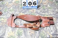 Shoulder Holster with Mag. Carriers