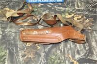 Hunter Brand Shoulder Holster