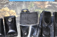 Police Duty Holster & Ammuniton Carriers