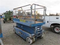 Upright Platform Lift 66100-000