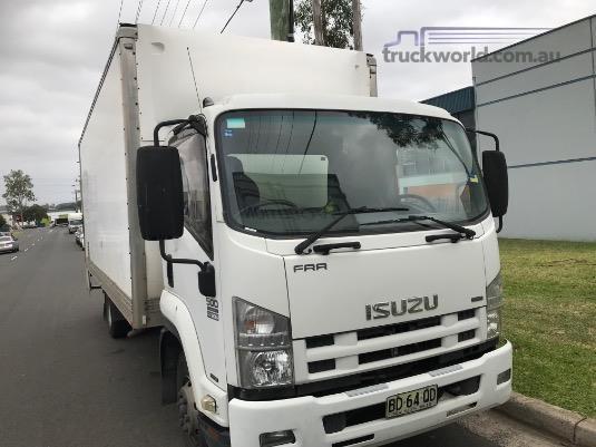 2007 Isuzu F - Trucks for Sale