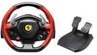 FERRARI 458 SPIDER RACING WHEEL-XBOX ONE