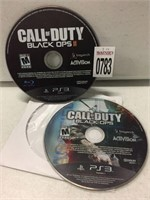 PS3 CALL OF DUTY BLACK OPS (IN SHOWCASE)