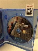 PS4 SPIDER-MAN (IN SHOWCASE)