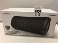 PHOTIVE BLUETOOTH SPEAKER (IN SHOWCASE)