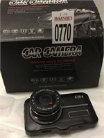 CAR CAMERA DRIVING VIDEO RECORDER (IN SHOWCASE)