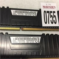CORSAIR VENGEANCE LPX DDR4 2X8GB (IN SHOWCASE)