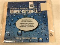 SHOWER CURTAIN/LINER