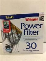WHISPER POWER FILTER