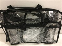 CLEAR CARRY BAG