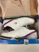 BSI WOMENS BOWLING SHOES SIZE 8