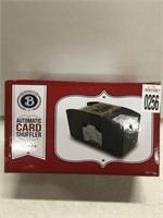 BRYBELLY AUTOMATIC CARD SHUFFLER