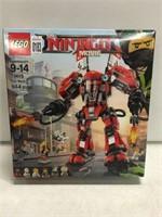 LEGO THE NINJAGO MOVIE ROBOT
