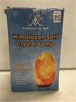 LUMIERE DE SEL HIMALAYAN SALT CRYSTAL LAMP