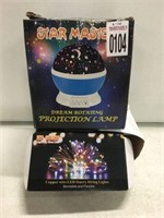 STAR MASTER DREAM ROTATING PROJECTOR LAMP 2PCS