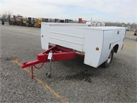 OFF-ROAD Utility Trailer